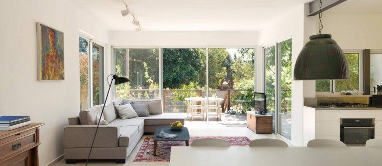 בית בהרצליה – עיצוב ואדריכלות פנים
