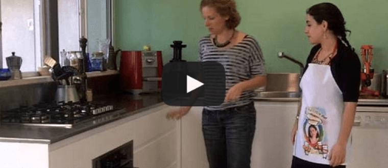 עיצוב מטבח ידידותי לילדים