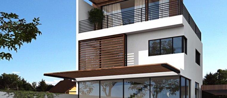 בית חדש בתל אביב – אדריכלות + עיצוב פנים