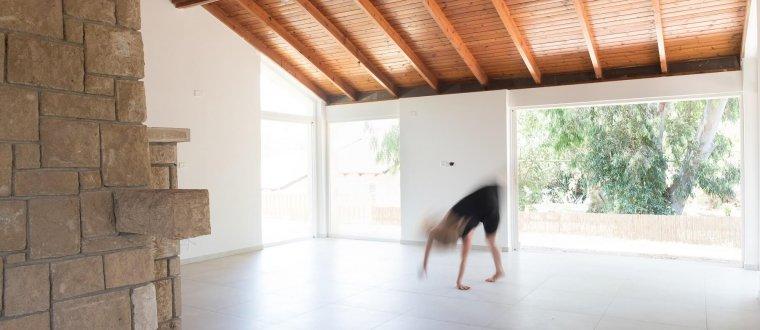 שיפוץ בית במכמורת  – עיצוב ואדריכלות פנים